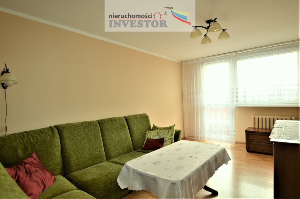 Mieszkanie trzypokojowe na wynajem Opole, Zaodrze  54m2 Foto 8