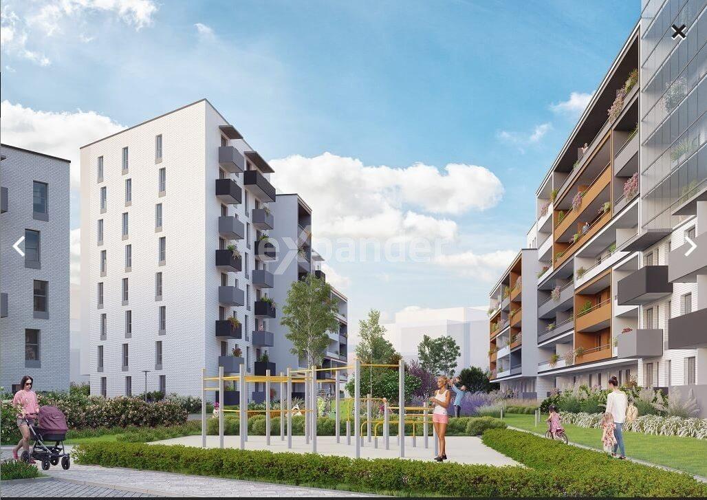 Mieszkanie trzypokojowe na sprzedaż Wrocław, Szczepin, Gnieźnieńska  59m2 Foto 11