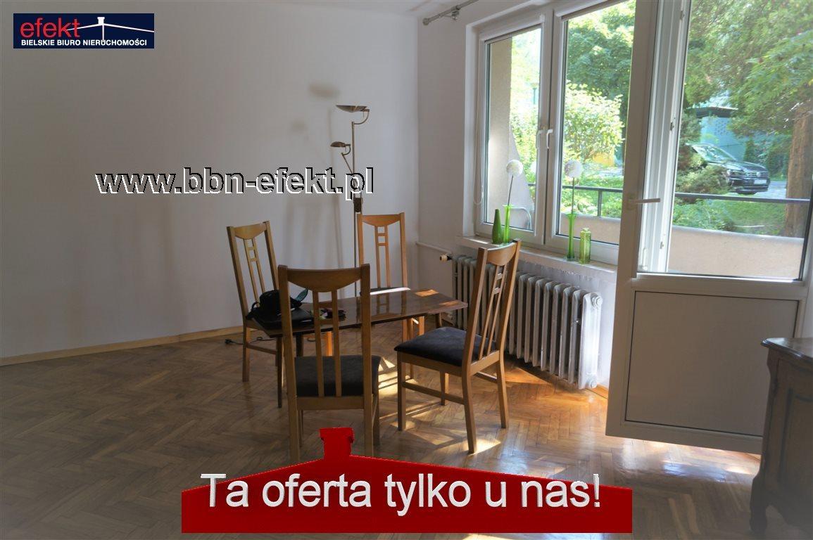 Mieszkanie trzypokojowe na sprzedaż Bielsko-Biała, Złote Łany  69m2 Foto 2