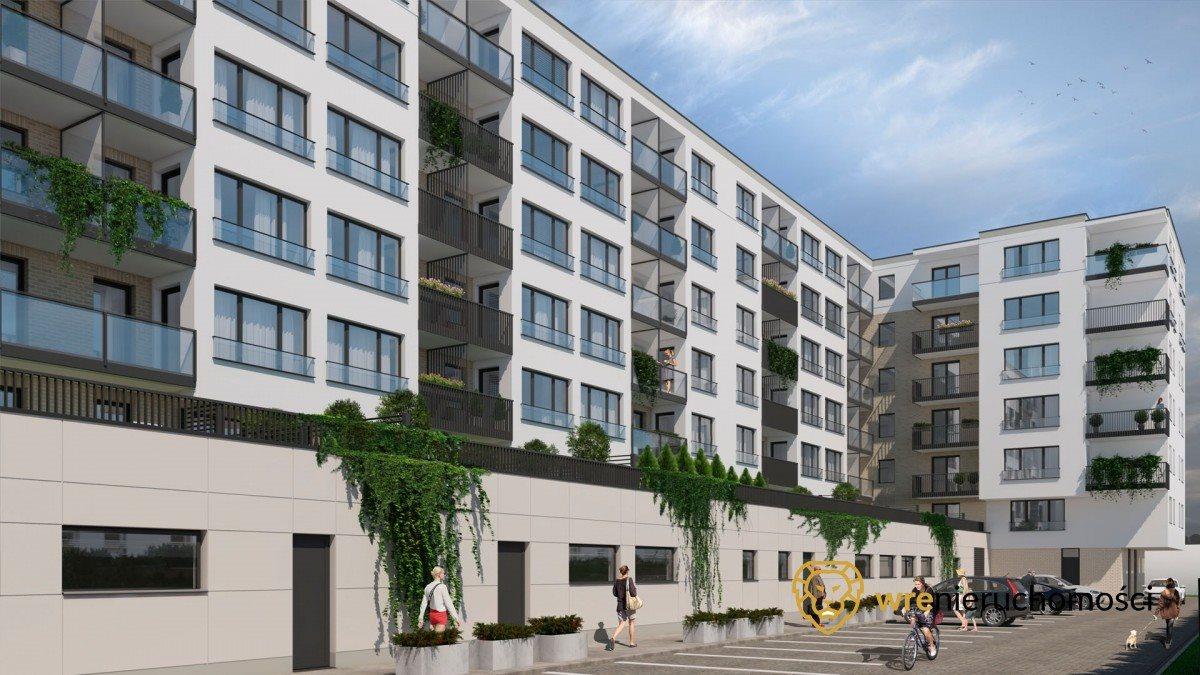 Mieszkanie trzypokojowe na sprzedaż Wrocław, Śródmieście, Kręta  57m2 Foto 2
