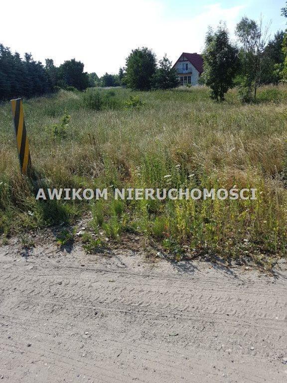 Działka budowlana na sprzedaż Żabia Wola, Żelechów  1446m2 Foto 5