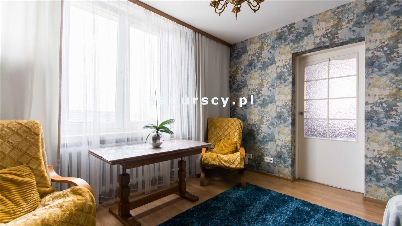 Mieszkanie trzypokojowe na sprzedaż Kraków, Grzegórzki, Dąbie, Widok  46m2 Foto 5