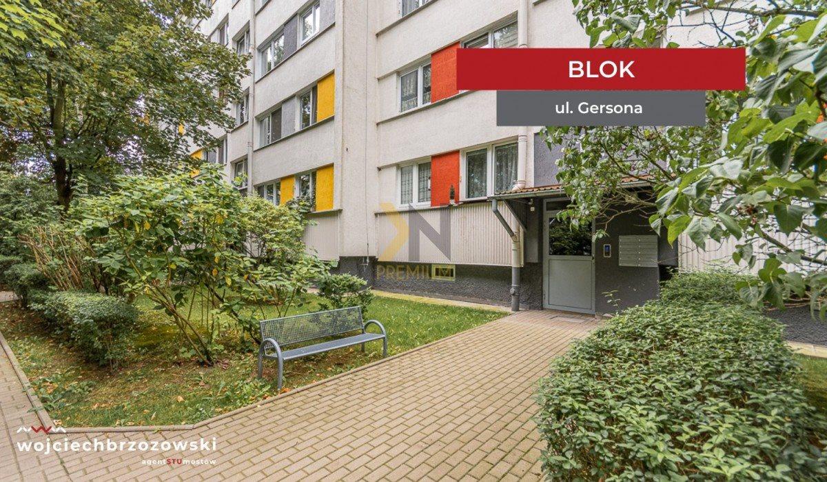 Mieszkanie trzypokojowe na sprzedaż Wrocław, Biskupin, Wojciecha Gersona  48m2 Foto 11