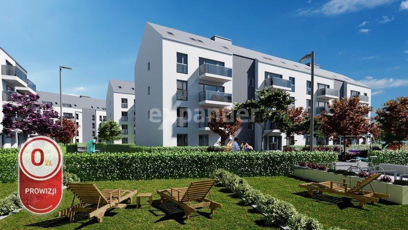 Mieszkanie dwupokojowe na sprzedaż Poznań, Strzeszyn  43m2 Foto 2