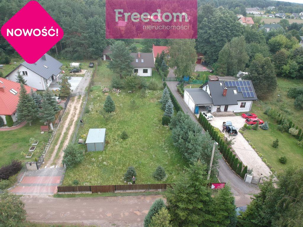 Działka budowlana na sprzedaż Mleczków  1042m2 Foto 4