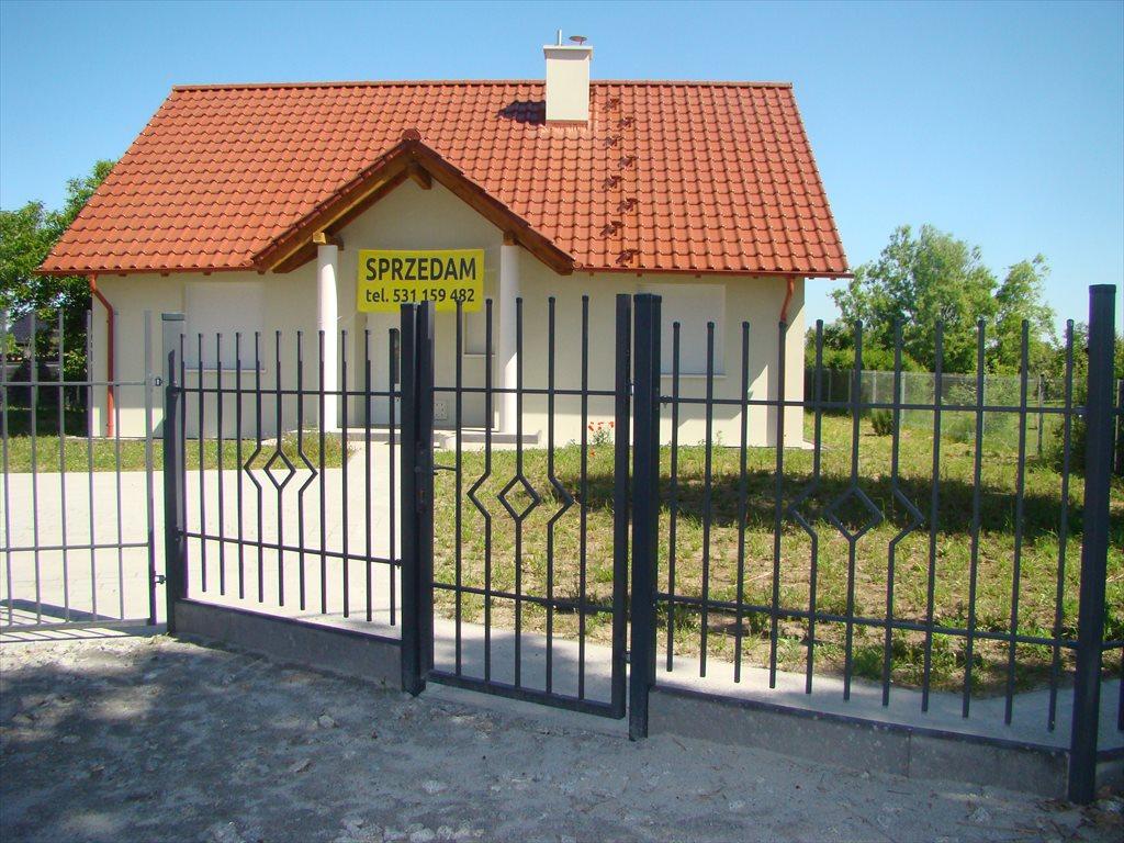 Dom na sprzedaż Krzyków, Główna  85m2 Foto 2