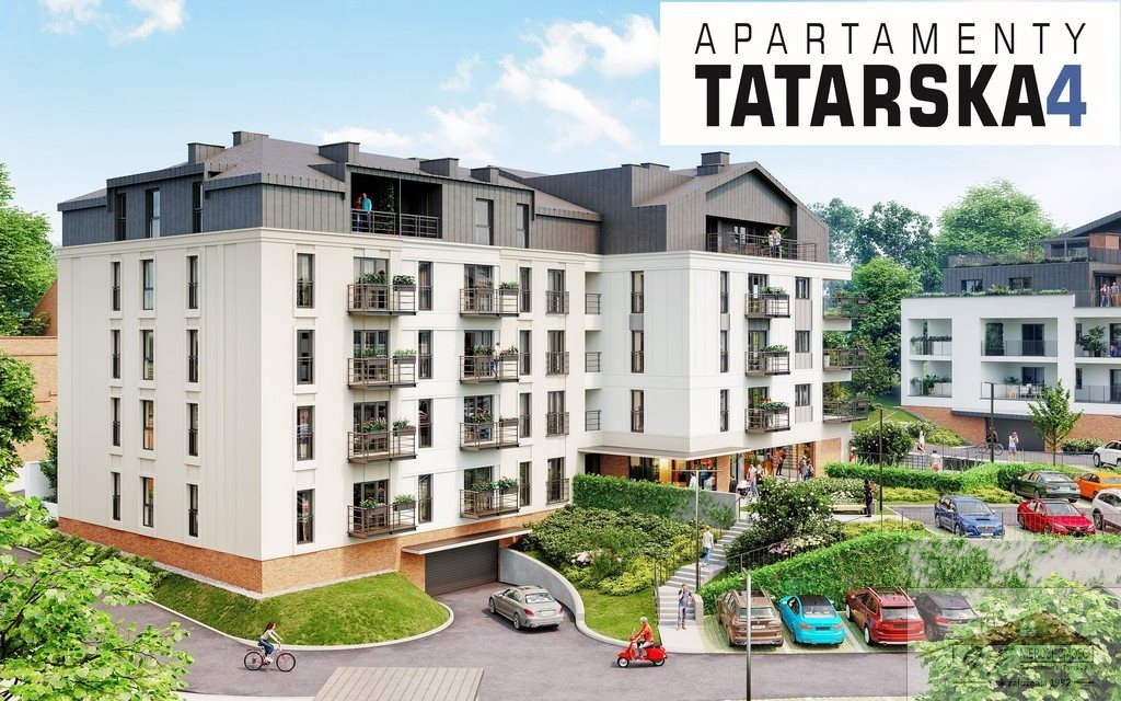 Mieszkanie trzypokojowe na sprzedaż Przemyśl, Tatarska  58m2 Foto 3