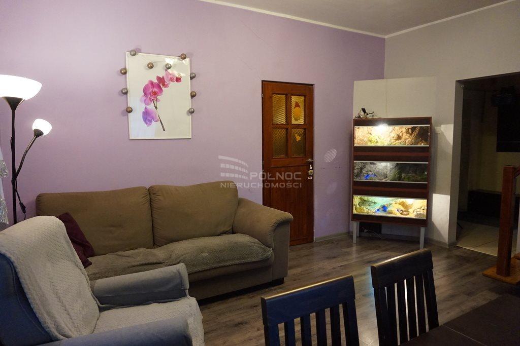 Mieszkanie czteropokojowe  na sprzedaż Pabianice, Dwupoziomowe mieszkanie w spokojnej okolicy  76m2 Foto 12