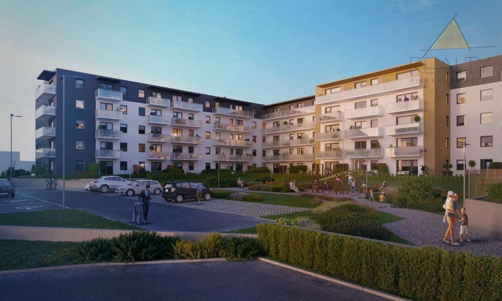 Mieszkanie trzypokojowe na sprzedaż Leszno, os. Ogrody  60m2 Foto 6