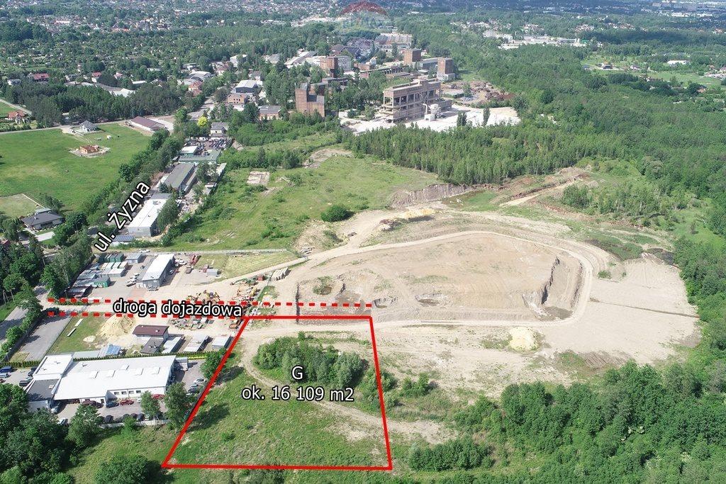 Działka przemysłowo-handlowa na sprzedaż Częstochowa, Brzeziny Wielkie, Żyzna  16109m2 Foto 1