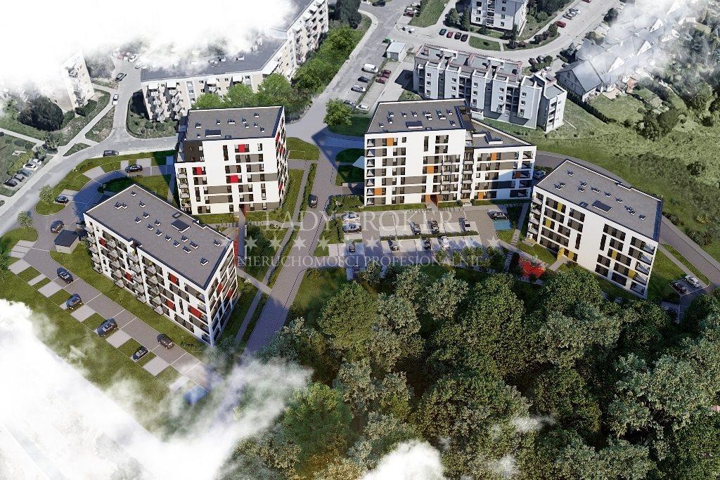 Mieszkanie trzypokojowe na sprzedaż Rzeszów, Baranówka, Prymasa 1000-lecia  61m2 Foto 5