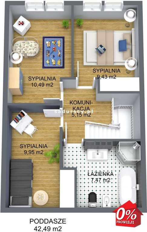 Dom na sprzedaż Wielka Wieś, Modlnica, Modlnica, Graniczna - okolice  86m2 Foto 4