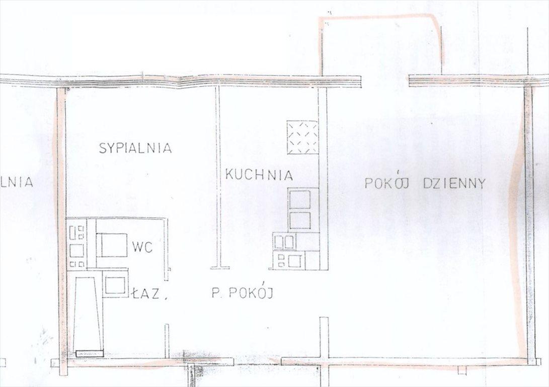 Mieszkanie dwupokojowe na sprzedaż Rzeszów, Krakowska Południe, Krakowska Płd.  37m2 Foto 5