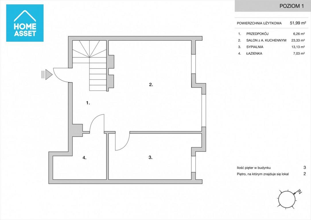 Mieszkanie czteropokojowe  na sprzedaż Rumia, Dębogórska  102m2 Foto 4