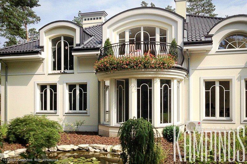 Dom na sprzedaż Izabelin C, Izabelin, oferta 2298  650m2 Foto 1