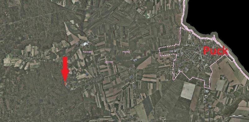 Działka budowlana na sprzedaż Mechowo  1450m2 Foto 1