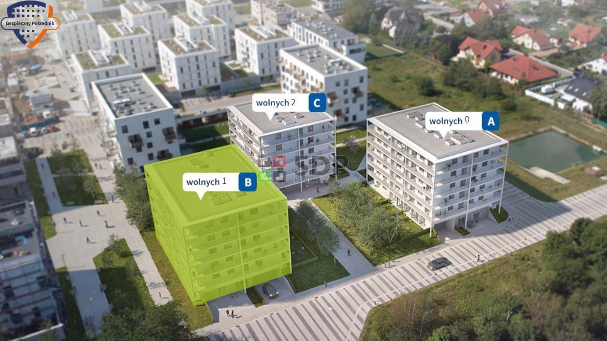 Mieszkanie na sprzedaż Wrocław, Fabryczna, Żerniki, Henricha Lauterbacha  83m2 Foto 2