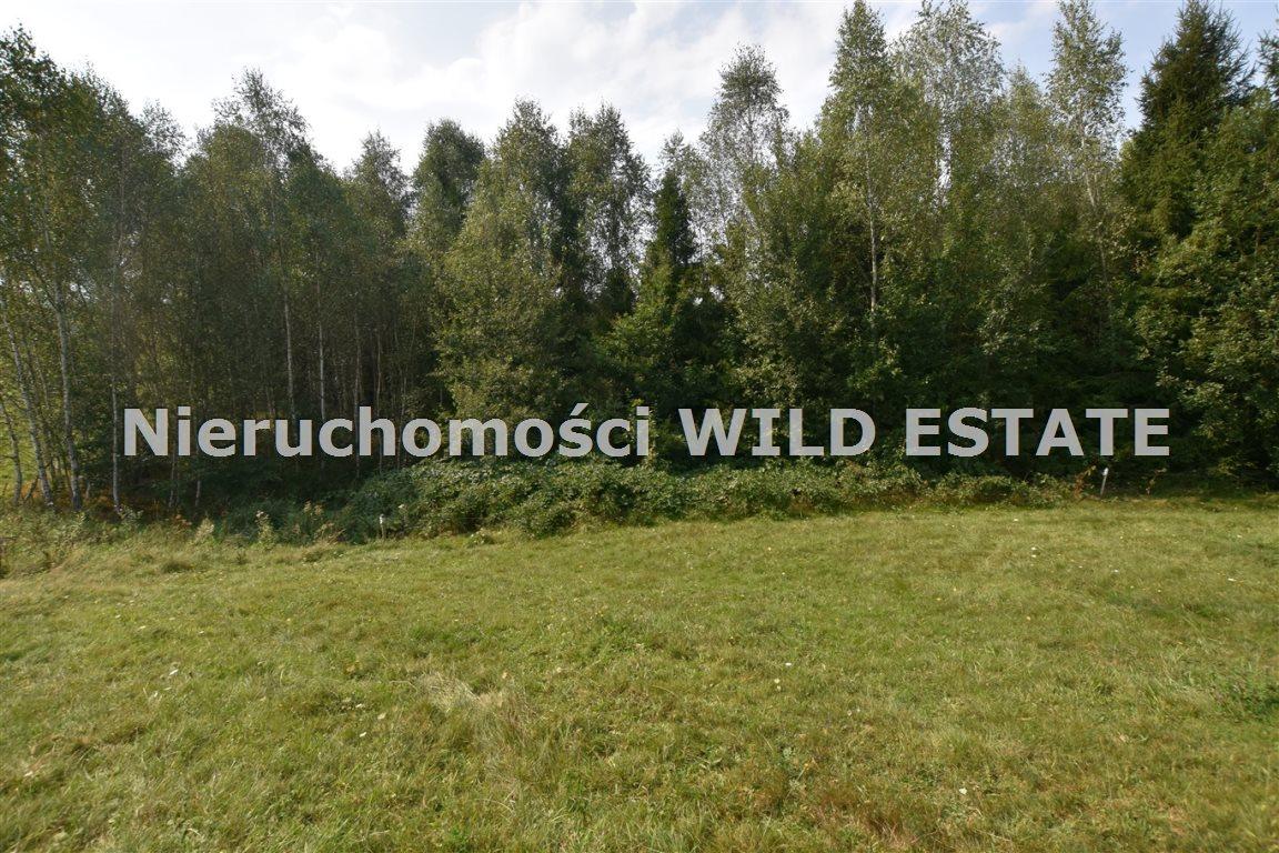 Działka rolna na sprzedaż Lesko, Weremień  3177m2 Foto 4