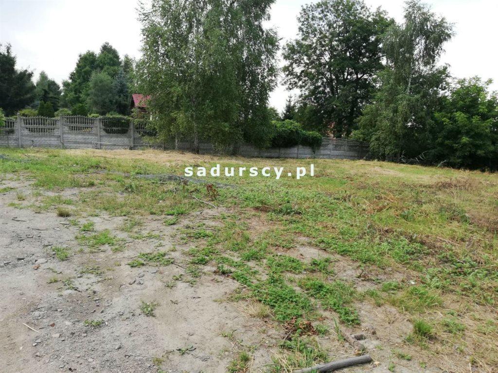 Działka budowlana na sprzedaż Kraków, Bieżanów-Prokocim, Bieżanów, Pod Pomnikiem  826m2 Foto 4