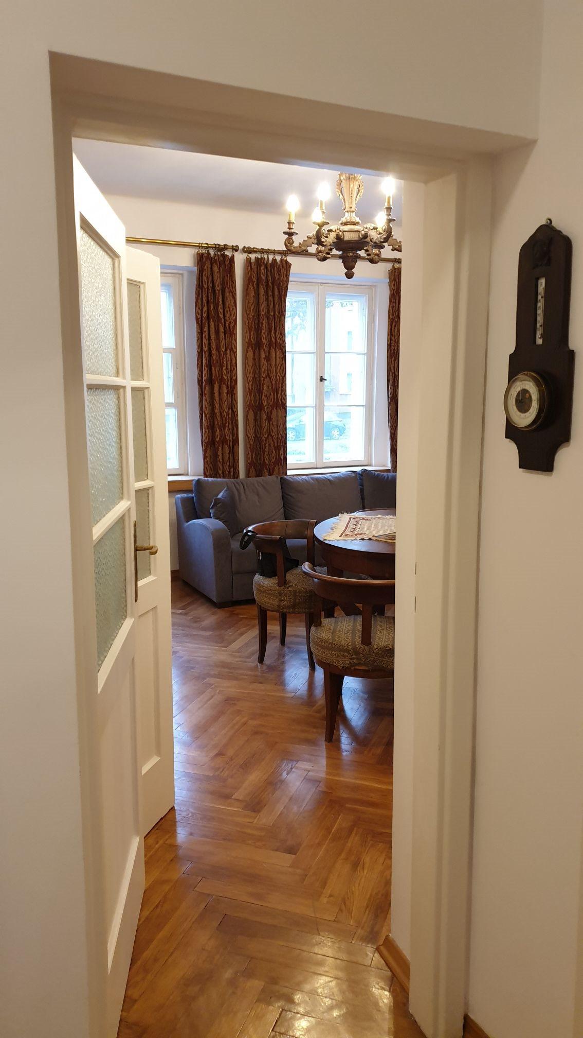 Mieszkanie trzypokojowe na sprzedaż Warszawa, Śródmieście, Słowackiego  78m2 Foto 6