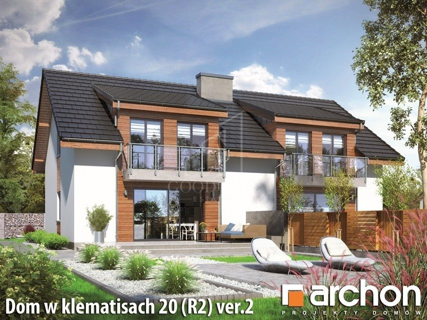 Dom na sprzedaż Łęgajny, Brzoskwiniowa  123m2 Foto 2