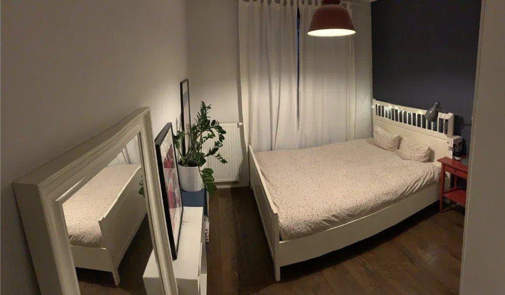 Mieszkanie dwupokojowe na sprzedaż Warszawa, Wilanów, Sarmacka  53m2 Foto 4