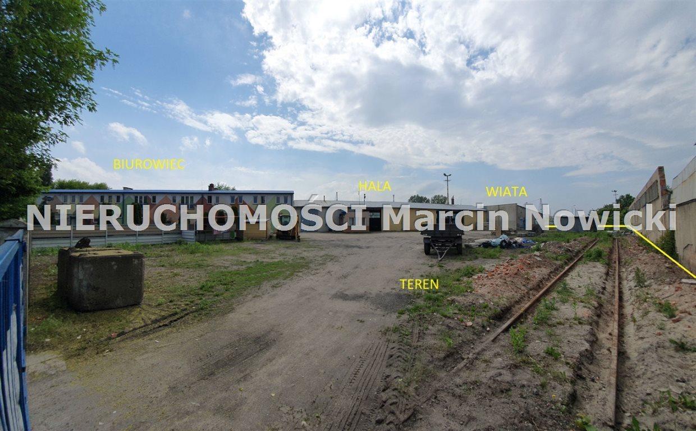 Lokal użytkowy na sprzedaż Kutno, Jagiellońska  1600m2 Foto 6