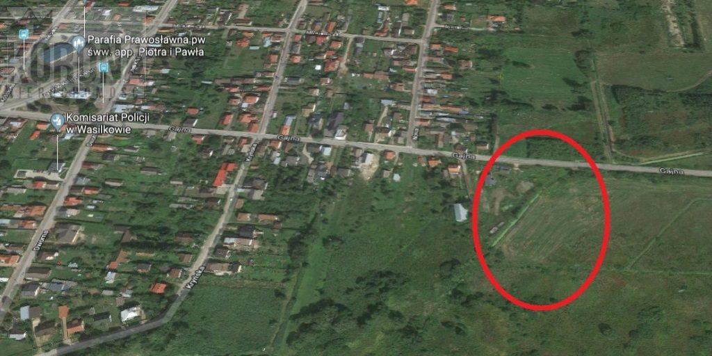Działka rolna na sprzedaż Wasilków, Wasilków, Gajna  10000m2 Foto 1