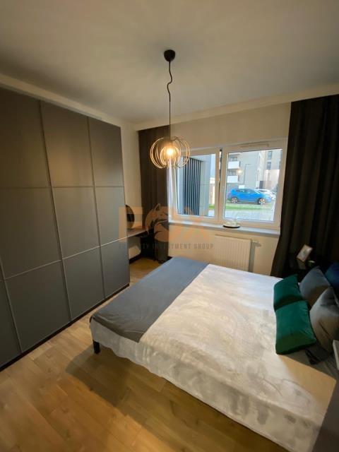 Mieszkanie trzypokojowe na wynajem Łódź, Śródmieście, Śródmieście, Franciszka Żwirki  56m2 Foto 10