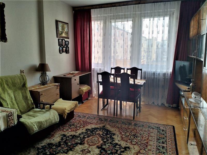 Mieszkanie dwupokojowe na wynajem Gdynia, Śródmieście, SKWER KOŚCIUSZKI TADEUSZA  33m2 Foto 1