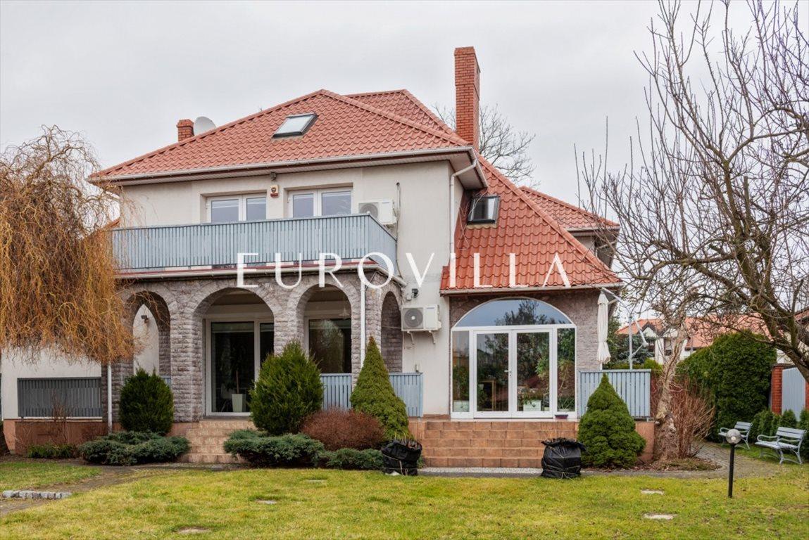 Dom na sprzedaż Warszawa, Wilanów Powsin, Przekorna  483m2 Foto 1