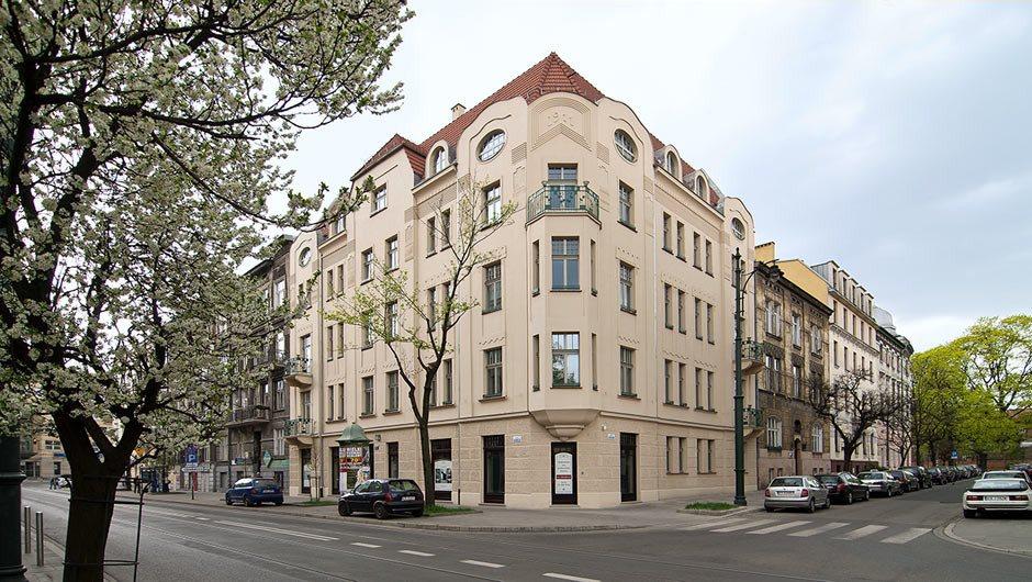 Lokal użytkowy na wynajem Kraków, Kleparz, Rakowicka 8  107m2 Foto 1