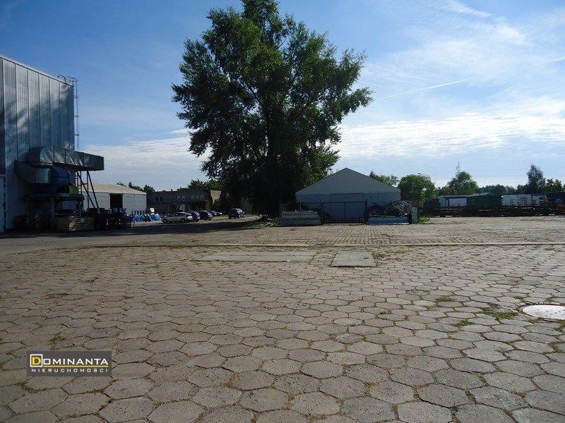 Działka przemysłowo-handlowa pod dzierżawę Poznań, Grunwald, UTWARDZONY PLAC  2000m2 Foto 1