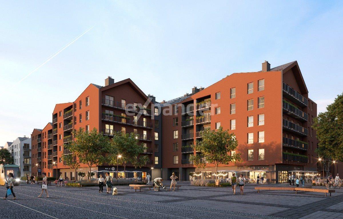 Mieszkanie dwupokojowe na sprzedaż Poznań, Naramowice  45m2 Foto 3