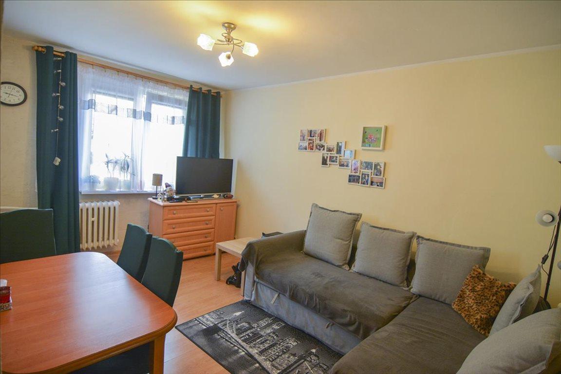 Mieszkanie dwupokojowe na sprzedaż Łódź, Górna, Konspiracyjnego Wojska Polskiego  36m2 Foto 1