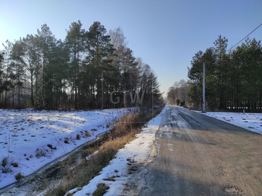 Działka leśna na sprzedaż Las Lesznowolski  3136m2 Foto 1