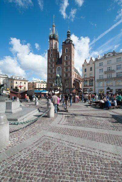 Lokal użytkowy na wynajem Kraków, Stare Miasto, Rynek, Rynek Główny  130m2 Foto 1
