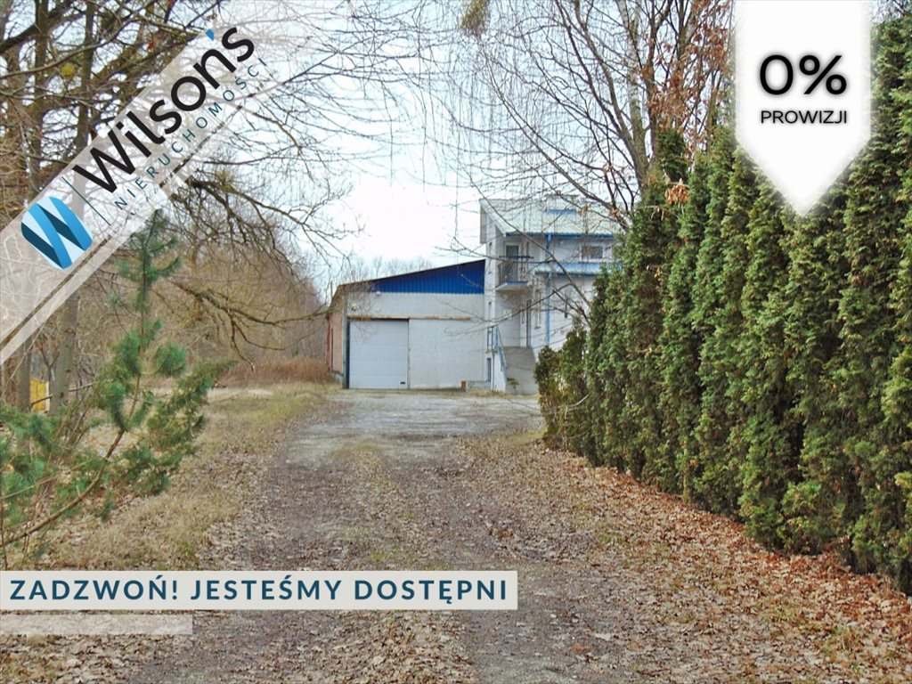 Magazyn na sprzedaż Nadarzyn, Mszczonowska  1477m2 Foto 1