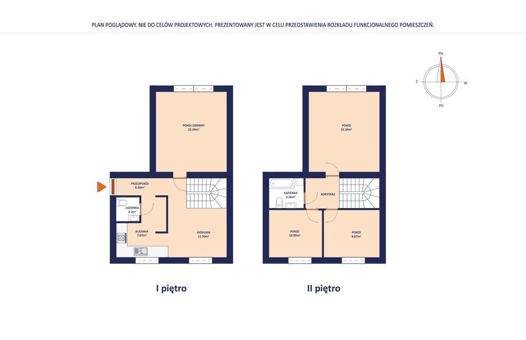 Mieszkanie czteropokojowe  na sprzedaż Warszawa, Wola, Rabsztyńska  107m2 Foto 2