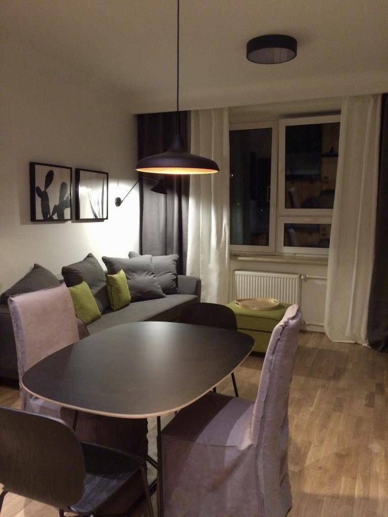 Mieszkanie dwupokojowe na wynajem Warszawa  35m2 Foto 4