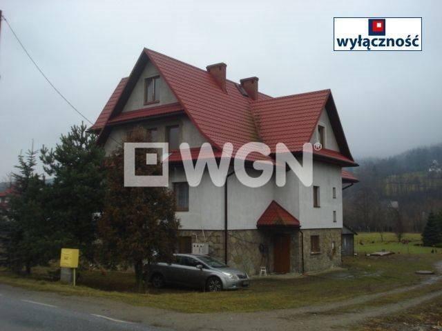 Dom na wynajem Mszana Dolna, Mszana Dolna  390m2 Foto 1