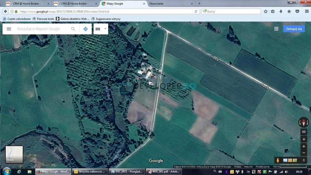 Działka inna na sprzedaż Rajgród, Plancik  3000m2 Foto 8
