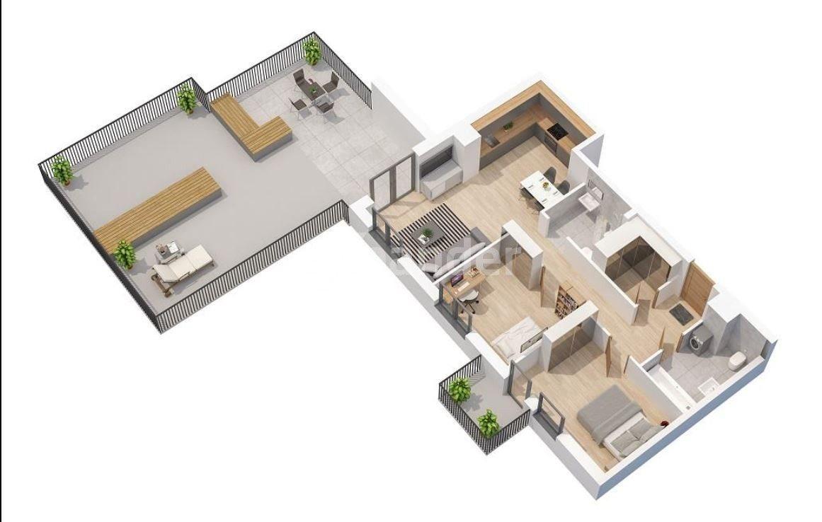 Mieszkanie trzypokojowe na sprzedaż Poznań, Grunwald, Jeleniogórska  72m2 Foto 2