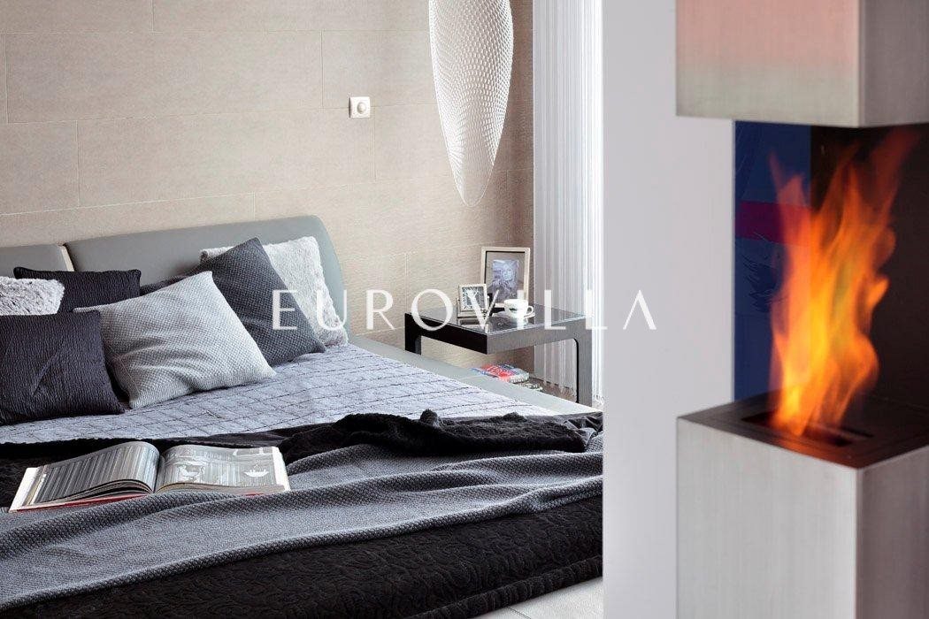 Mieszkanie czteropokojowe  na wynajem Warszawa, Wilanów, Franciszka Klimczaka  150m2 Foto 6