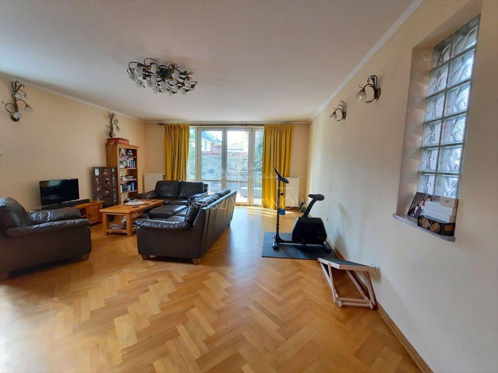 Dom na wynajem Warszawa, Wilanów, Wilanów, Husarii  400m2 Foto 1