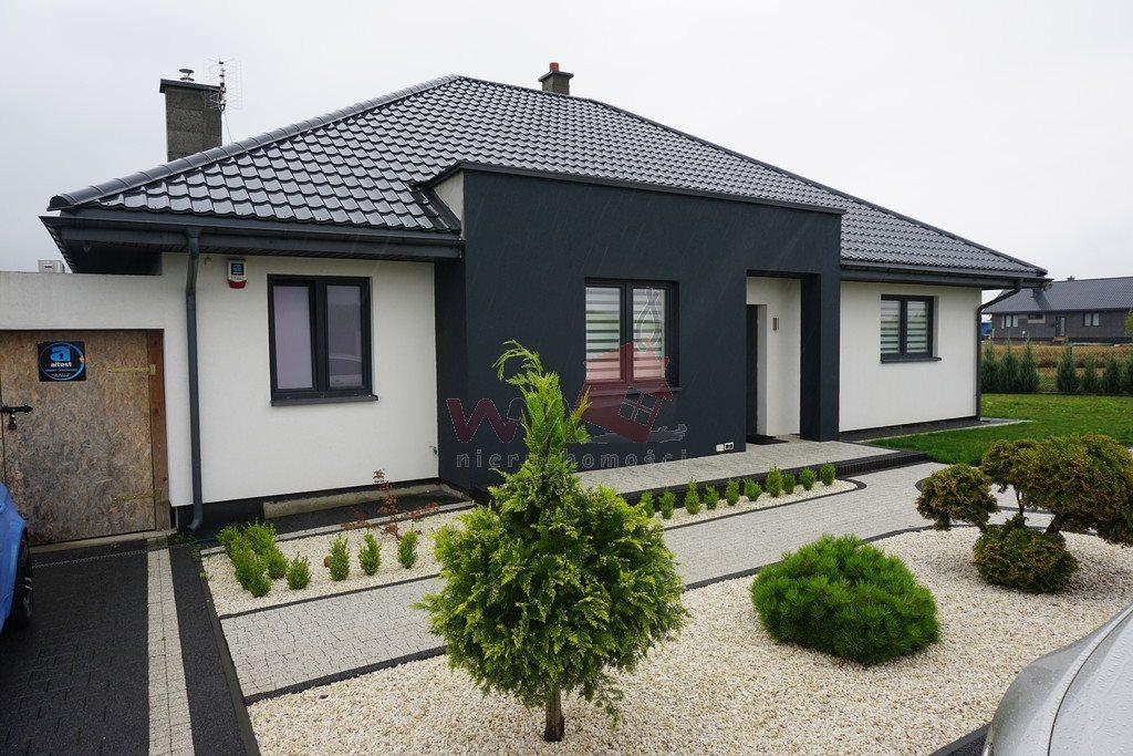 Dom na sprzedaż Niedrzwica Duża, Spółdzielcza  132m2 Foto 1