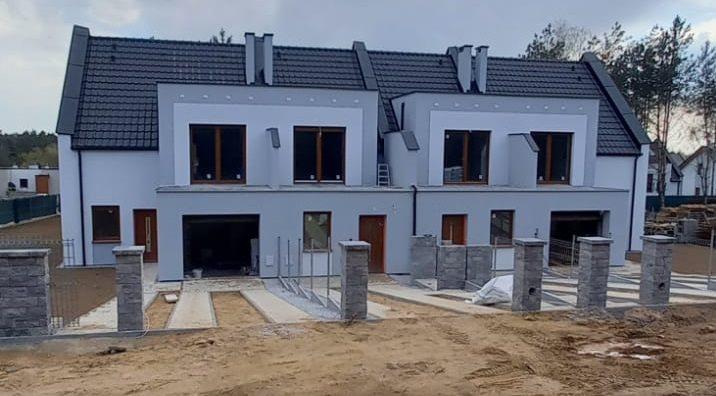 Dom na sprzedaż Miękowo, Irysowa  110m2 Foto 1