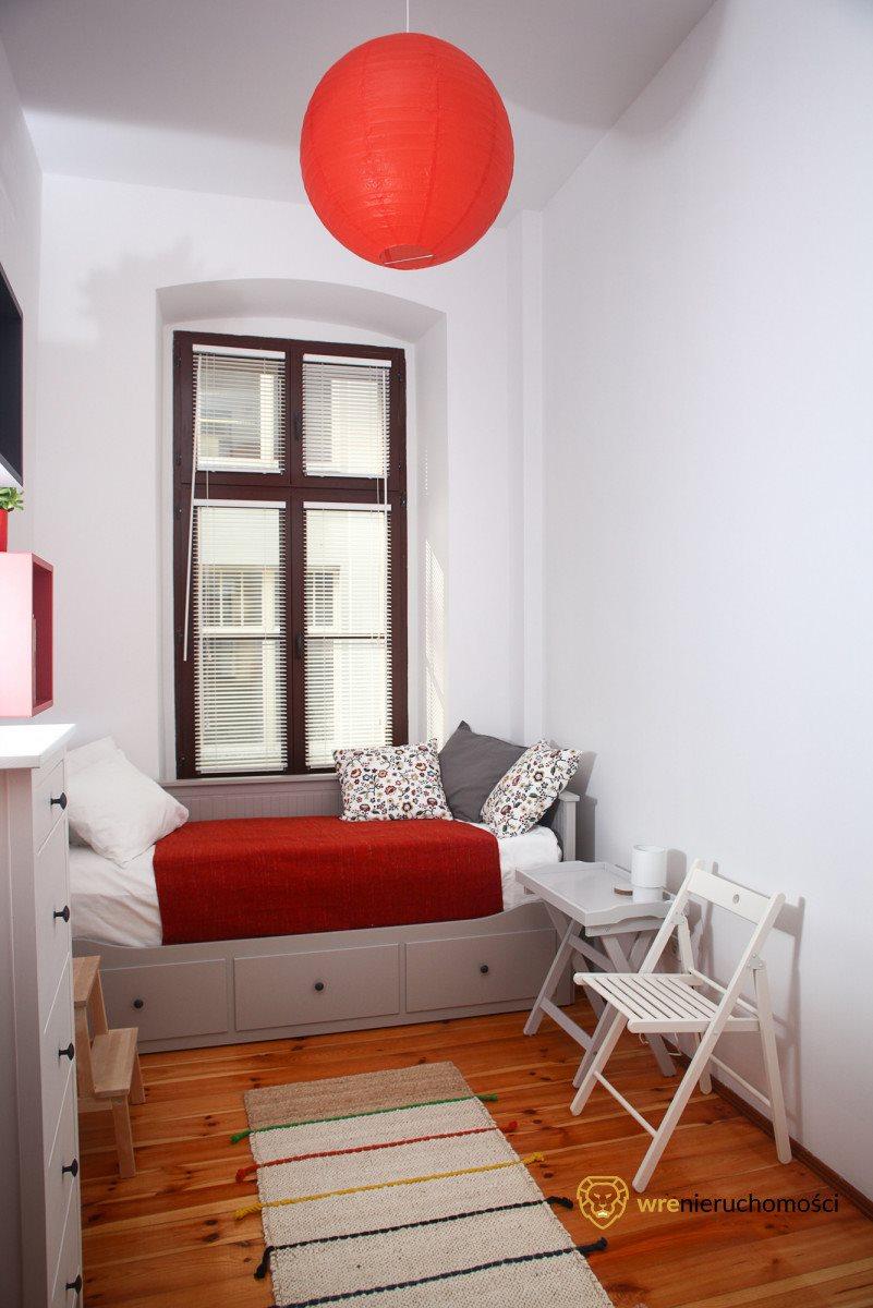 Mieszkanie czteropokojowe  na wynajem Wrocław, Stare Miasto  106m2 Foto 8
