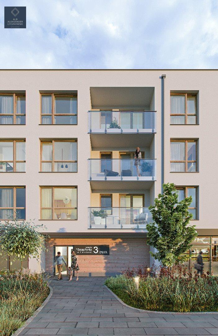 Mieszkanie dwupokojowe na sprzedaż Gdynia, Pogórze  44m2 Foto 4
