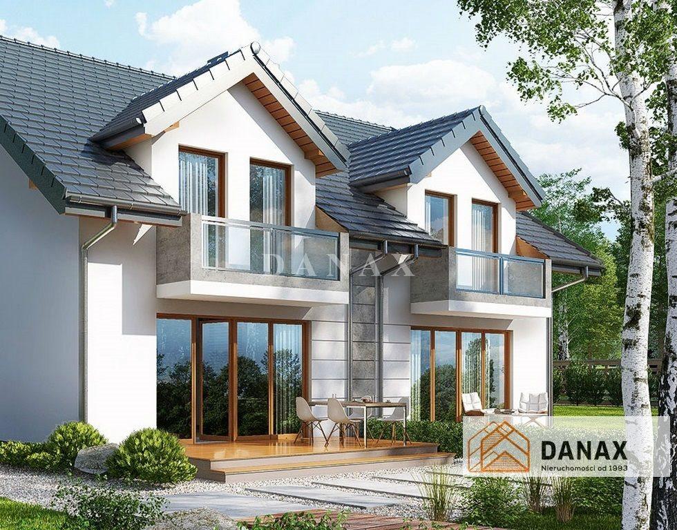 Dom na sprzedaż Libertów  155m2 Foto 1